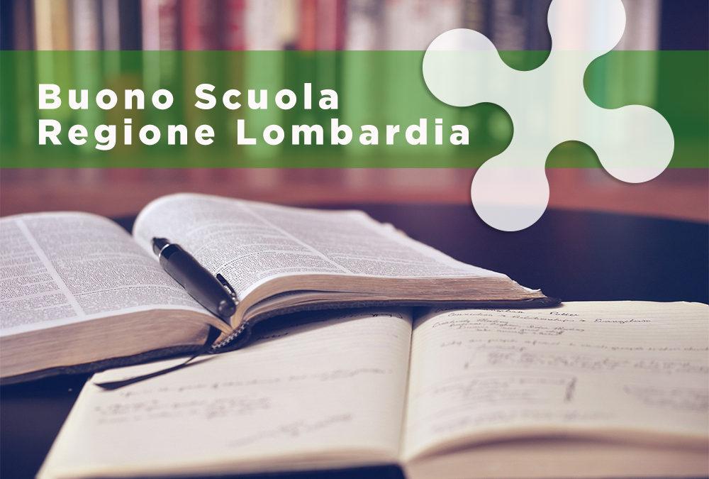 Buono scuola Regione Lombardia